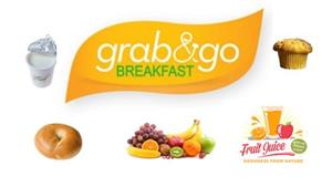 Grab & Go Breakfast Items