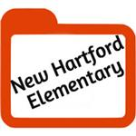 New Hartford Elementary Friday Folder Link